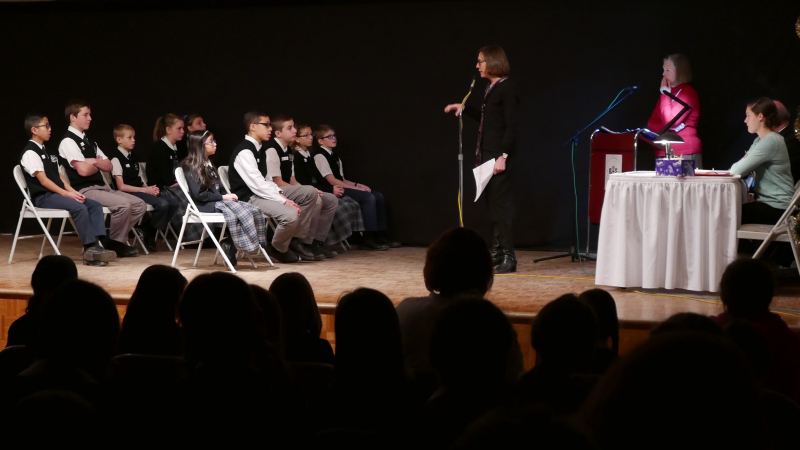 OLHCA 2020 School Spelling Bee